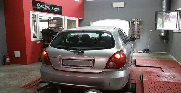 teste-dinamometru Opel